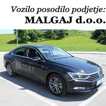 VW Passat TDI, Malgaj d.o.o.