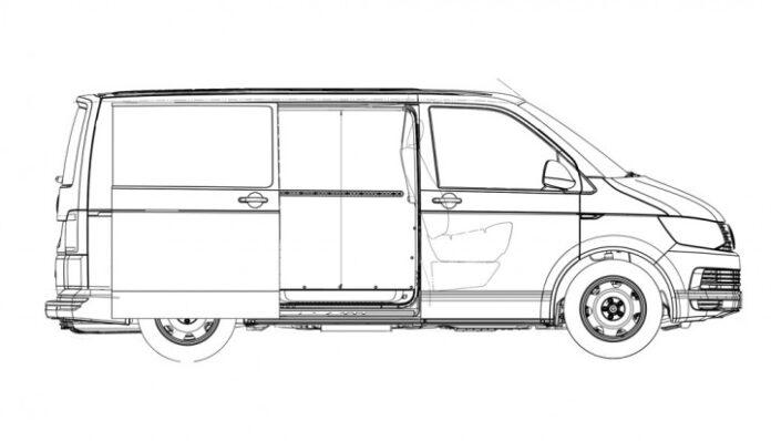 VW T6 CenterVan by Zawatzky