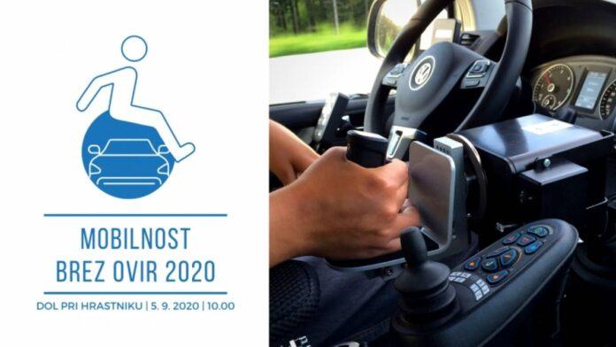 Mobilnost brez ovir 2020