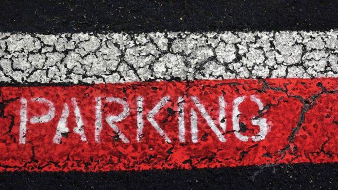 Simbolična fotografija, Parking
