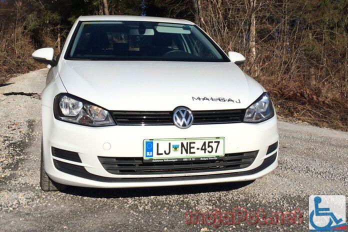 Volkswagen Golf 1,6 TDI Trendline