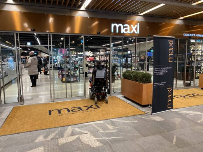 Maxi gourmet market