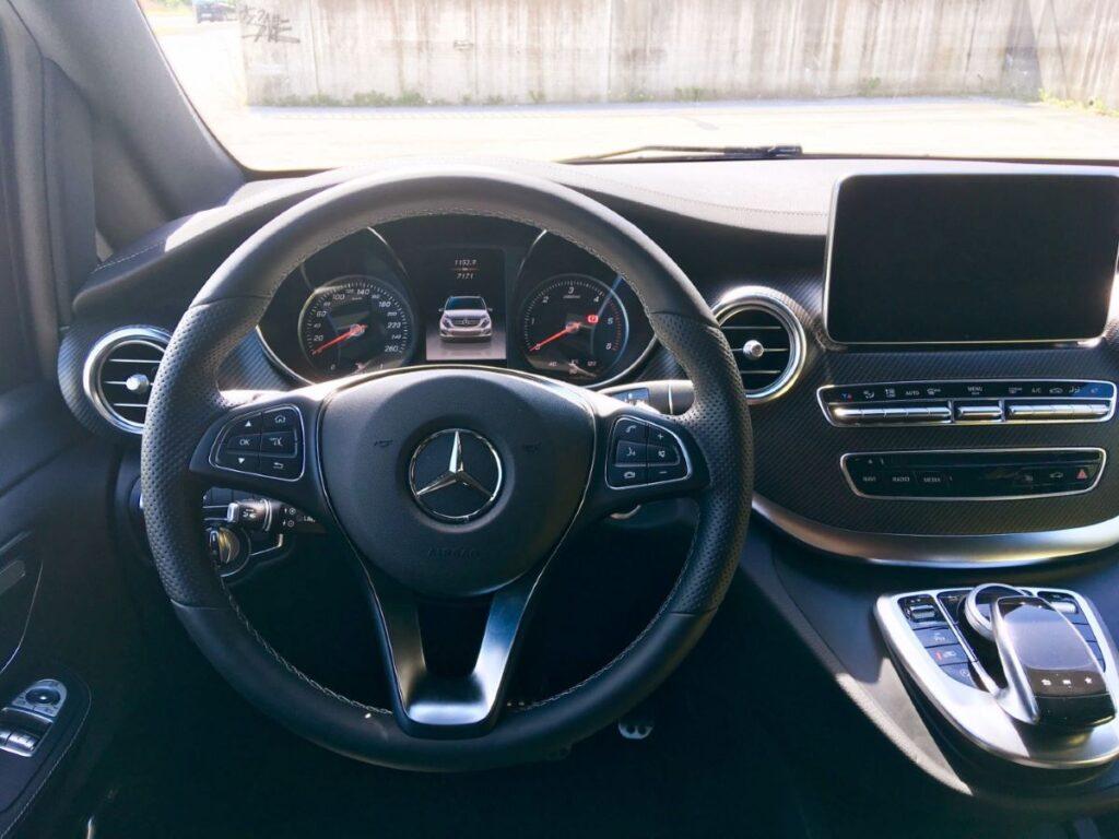 Mercedes-Benz V250d 4matic AMG Line