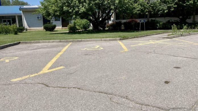 Parkirišče za invalida