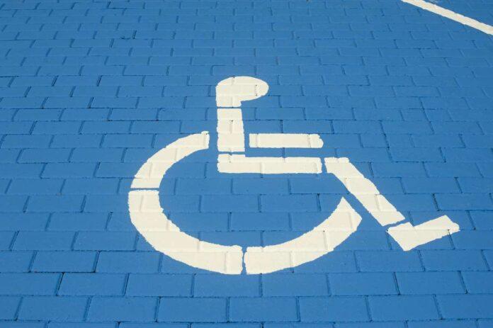 Parkirno mesto za invalida