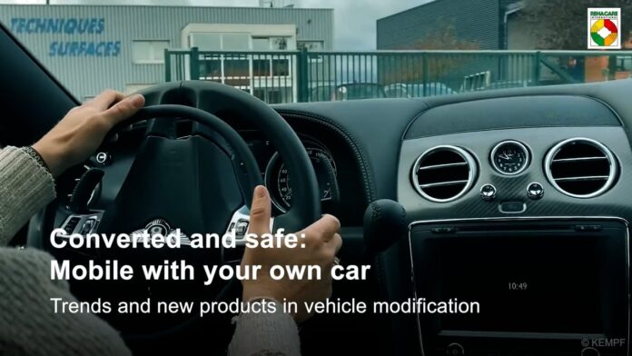 Mobile with your own car 2021